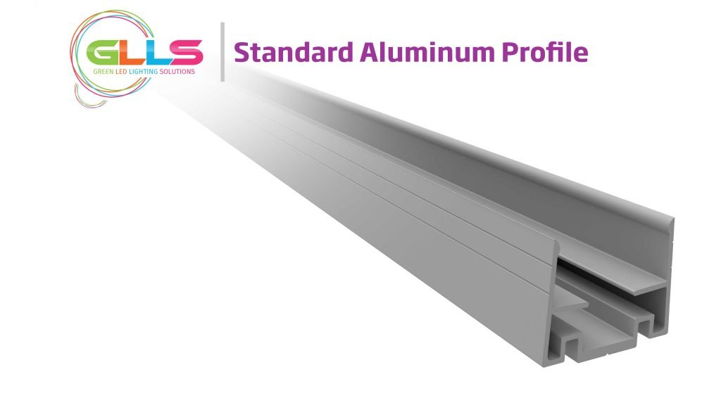 Vivid-Light-Strip-Standard-Aluminum-Profile